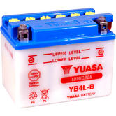 View Item Yuasa YB4L-B YuMicron Battery