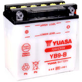 View Item Yuasa YB9-B YuMicron Battery