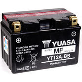 View Item Yuasa YT12A-BS Maintenance Free Battery