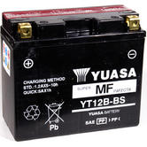 View Item Yuasa YT12B-BS Maintenance Free Battery