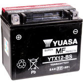 View Item Yuasa YTX12-BS Maintenance Free Battery (DMH12-12B)