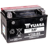 View Item Yuasa YTX9-BS Maintenance Free Battery (DMX9-12B)