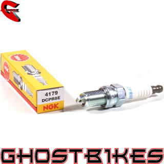 NGK DCPR8E Spark Plug (Single Unit)