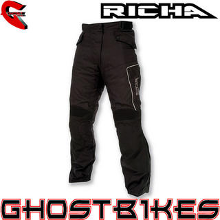 View Item Richa Monsoon Ladies Motorcycle Trousers