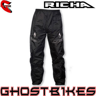 Richa Rain Warrior Motorcycle Overtrousers