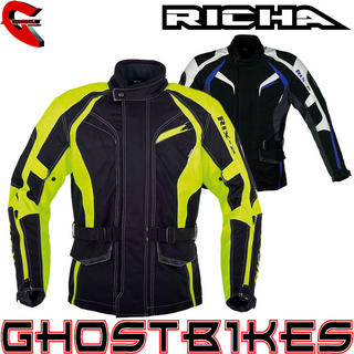 View Item Richa Rix-2 Textile Motorcycle Jacket
