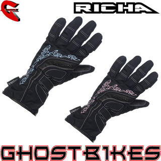 View Item Richa Elegance Ladies Motorcycle Gloves