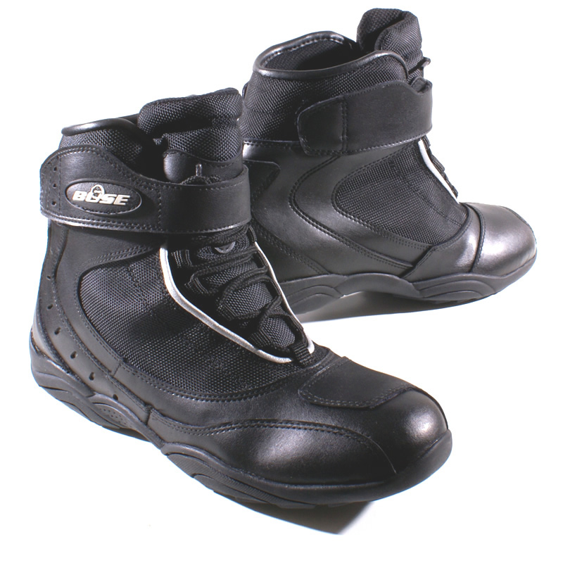 Buse City Limit Short Motorcycle Boots - Clearance - Ghostbikes.com