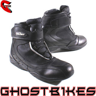 View Item Buse City Limit Short Motorcycle Boots