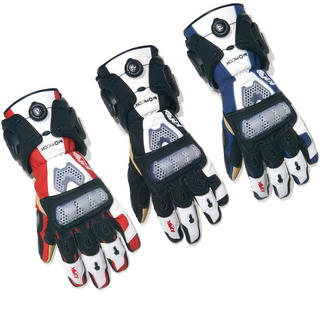 View Item Knox Biomech Motorcycle Gloves