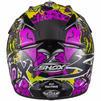 Shox MX-1 Nightmare Motocross Helmet Thumbnail 9