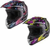 Shox MX-1 Nightmare Kids Motocross Helmet