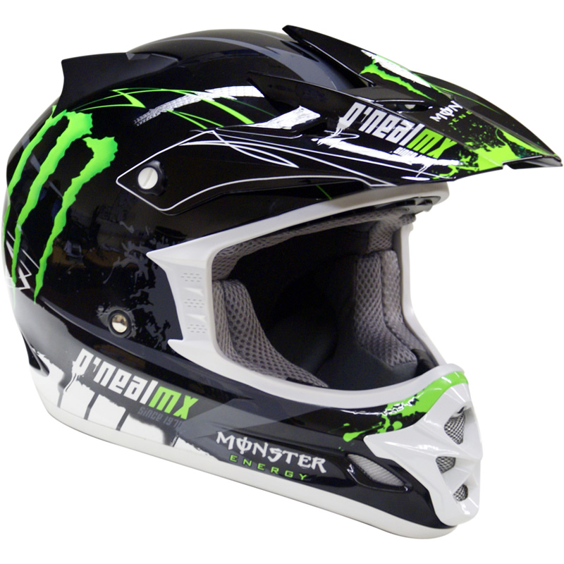 oneal 709r tim ferry monster energy motocross helmet s ebay. Black Bedroom Furniture Sets. Home Design Ideas