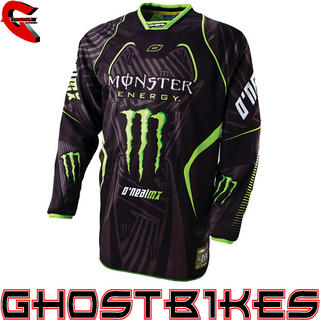 Oneal Hardwear Ricky Dietrich Monster Motocross Jersey
