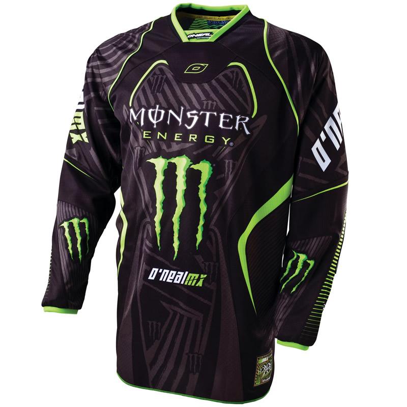 Monster Energy Kawasaki Gear