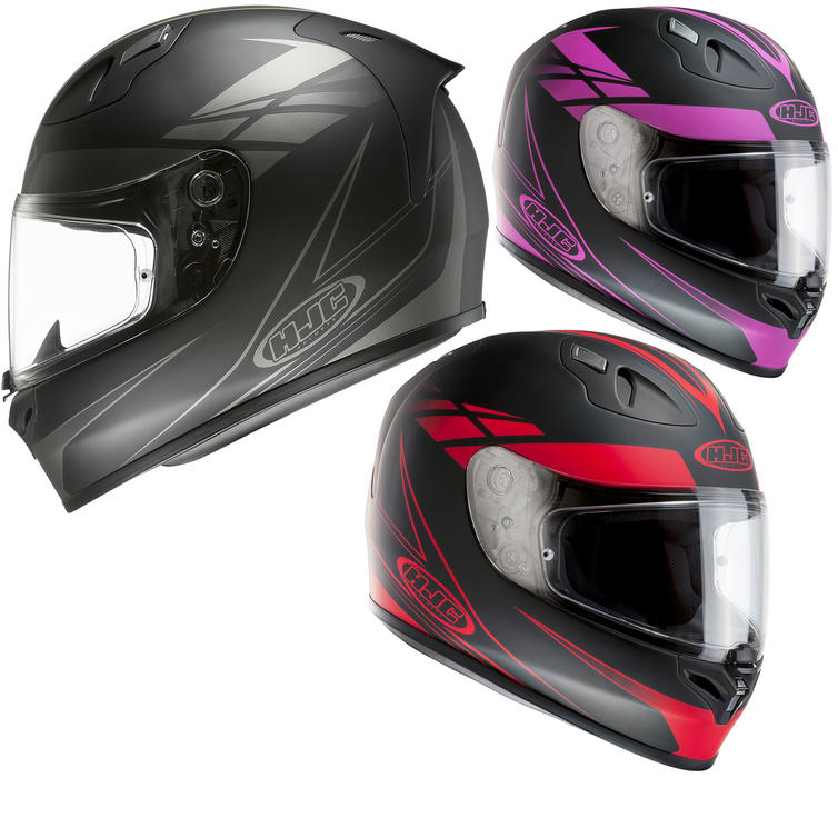 hjc fg 17 force motorcycle helmet full face helmets. Black Bedroom Furniture Sets. Home Design Ideas