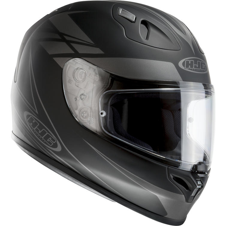 hjc fg 17 force motorcycle helmet full face helmets. Black Bedroom Furniture Sets. Home Design Ideas