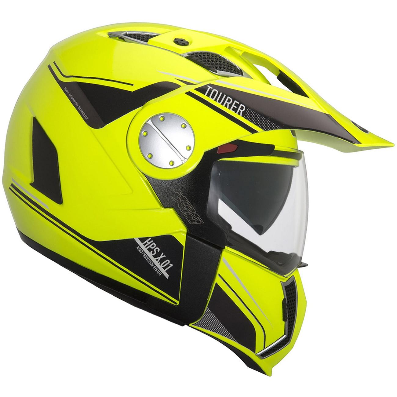 Bell Dual Sport Helmet >> GIVI X.01 TOURER MOTOCROSS MOTORCYCLE DUAL SPORT OFF ROAD ENDURO VISOR HELMET | eBay