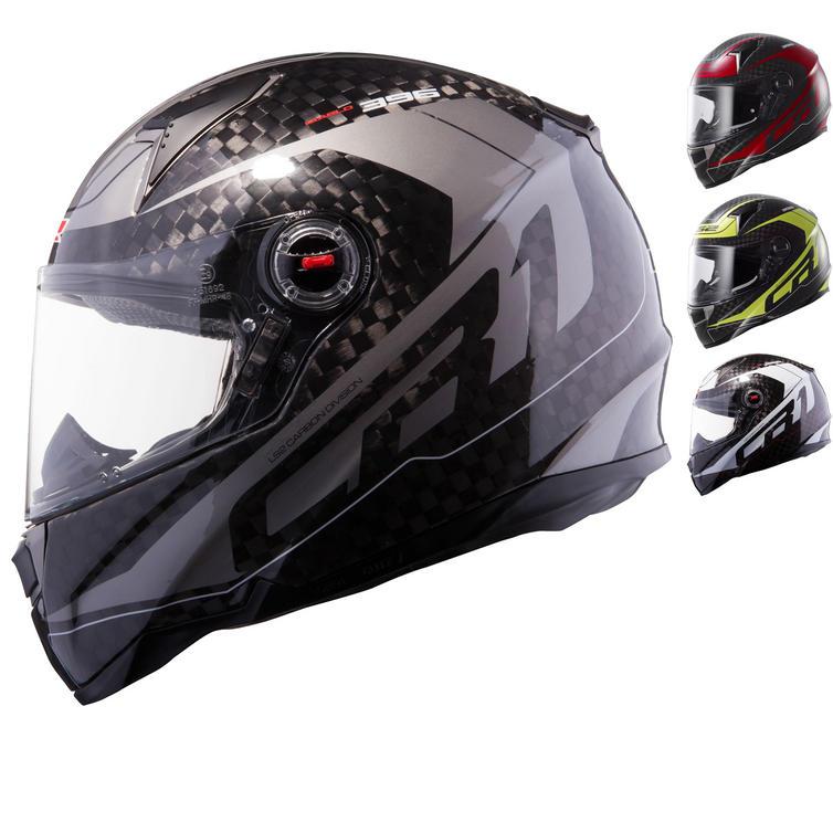 LS2 FF396.62 CR1 Diablo Full Face Motorcycle Helmet