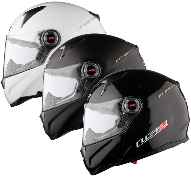 LS2 FF396.3 FT2 Single Mono Motorcycle Helmet