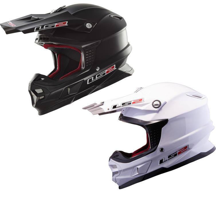 LS2 MX456.1 Single Mono Motocross Helmet