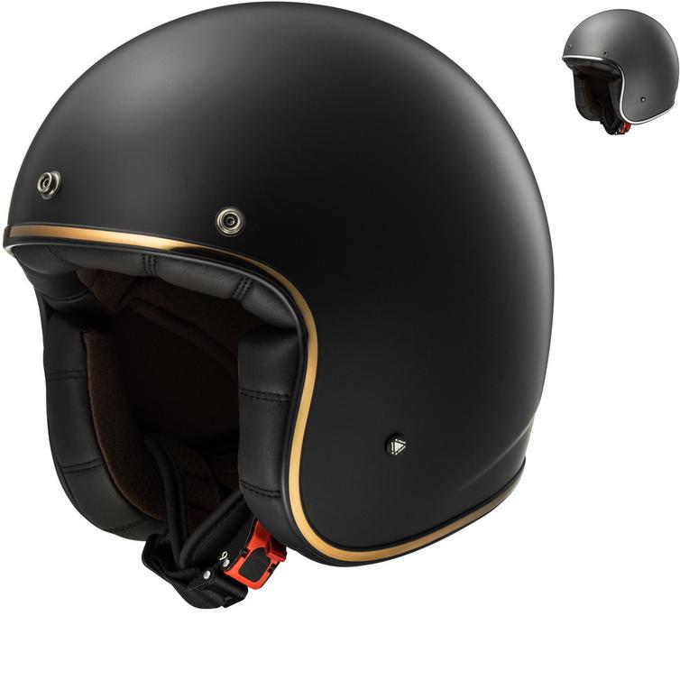 LS2 OF583.1 Bobber Open Face Motorcycle Helmet