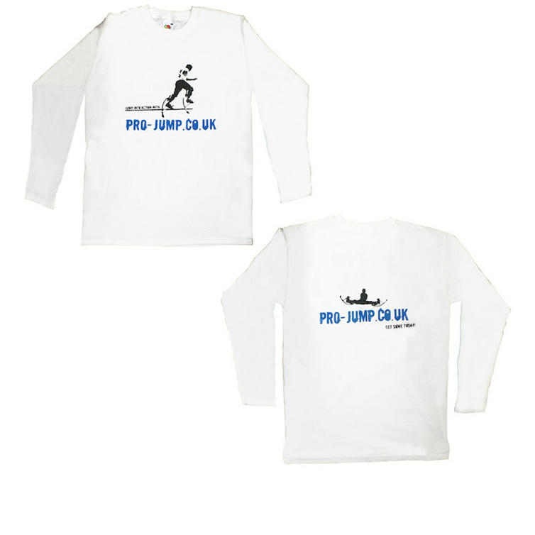 Official Pro-Jump Long Sleeved Top