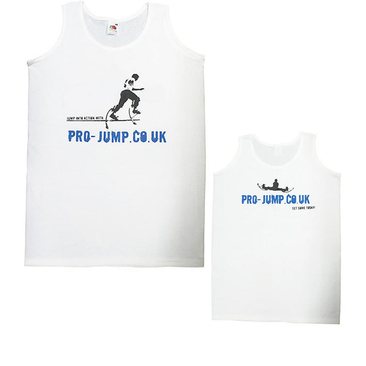 Official Pro-Jump Vest Top
