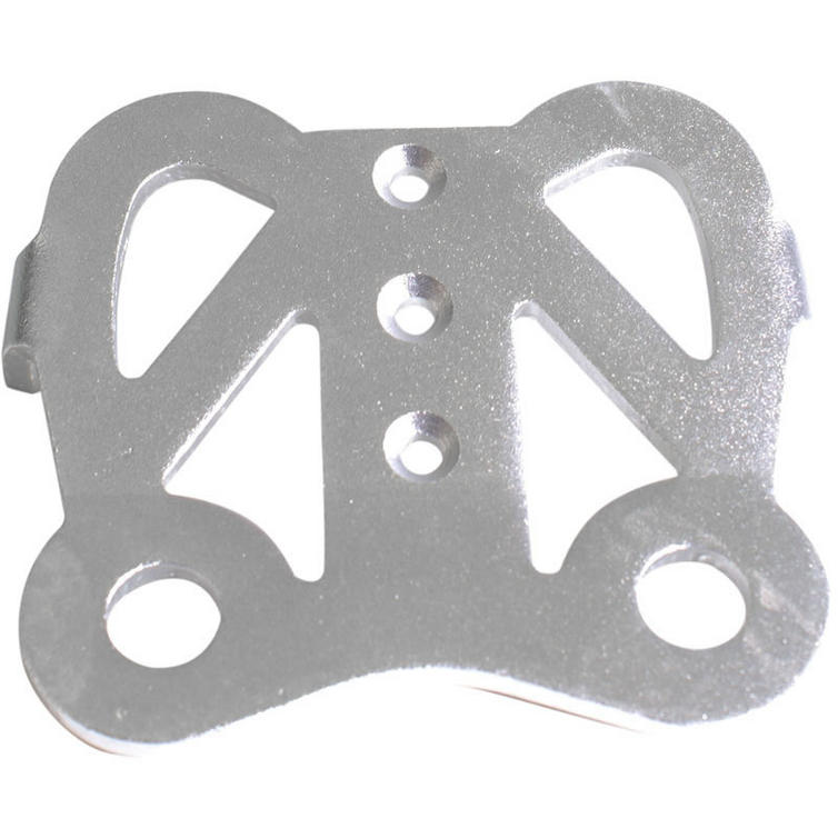 Adult Pro-Jump CZ-Series Aluminium Toe Footplate (1pc)