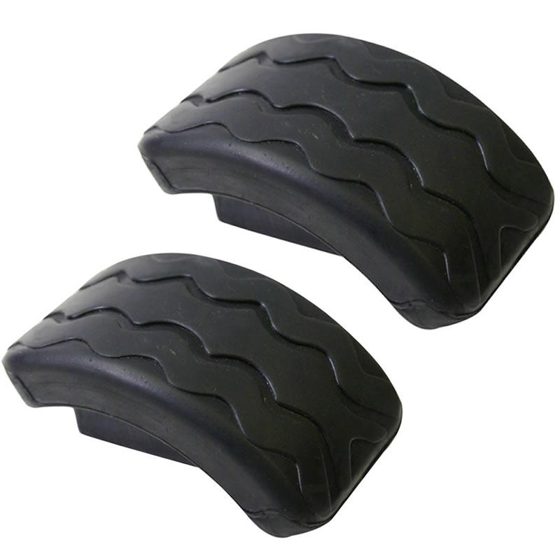 Image of Adult Pro-Jump CZ-Series Full Rubber Sole (Pair)