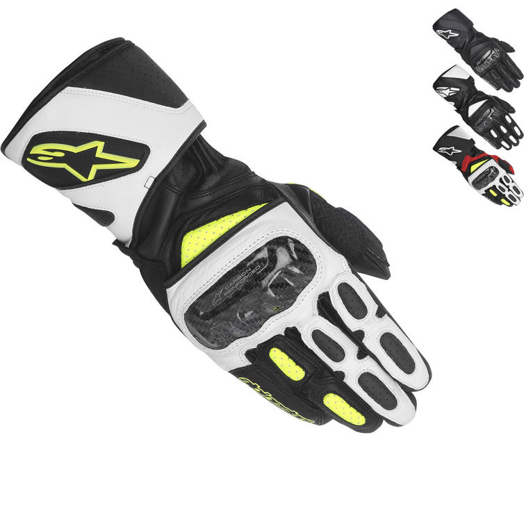 Image of Alpinestars SP-2 Leather Motorcycle Gloves