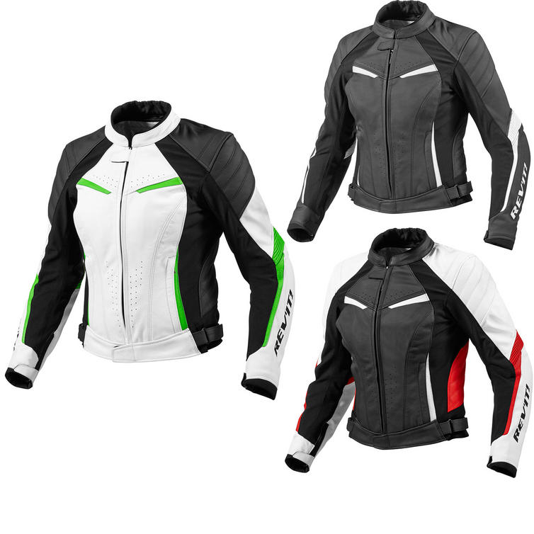 Rev It Xena Ladies Motorcycle Jacket