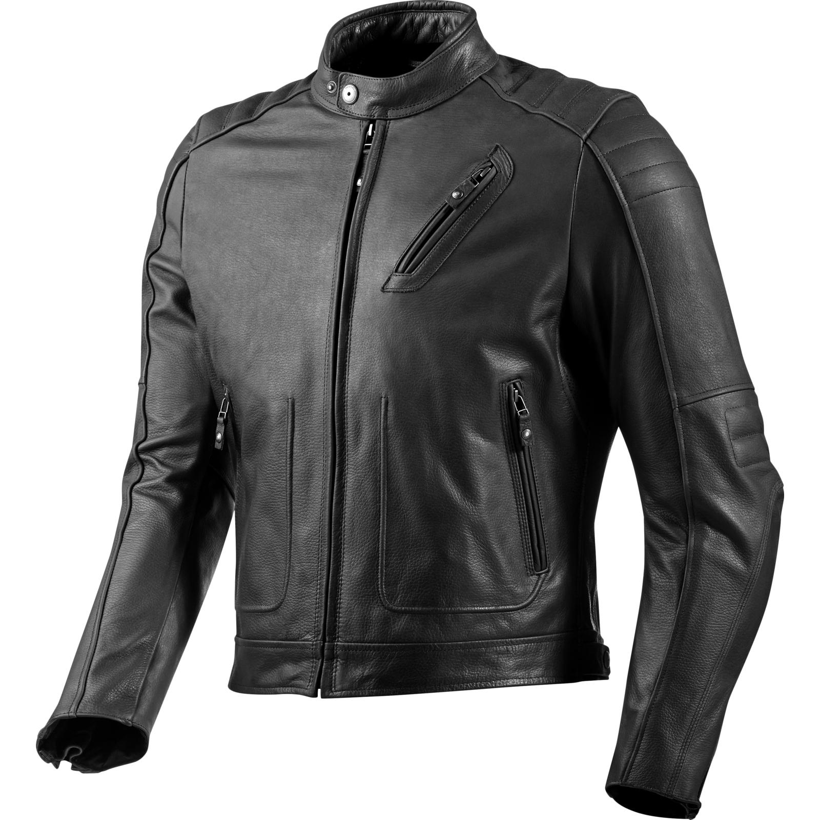 rev it redhook classic motorcycle cowhide leather vintage