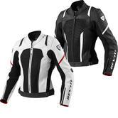 Rev It Galactic Ladies Leather Motorcycle Jacket