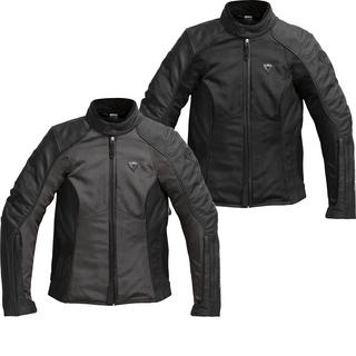 Rev It Ignition 2 Ladies Leather Motorcycle Jacket