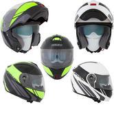 Spada Cyclone Blast Flip Front Motorcycle Helmet