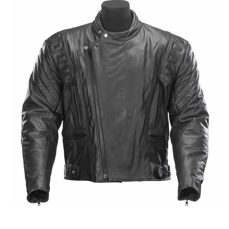Spada Road Leather Motorcycle Jacket