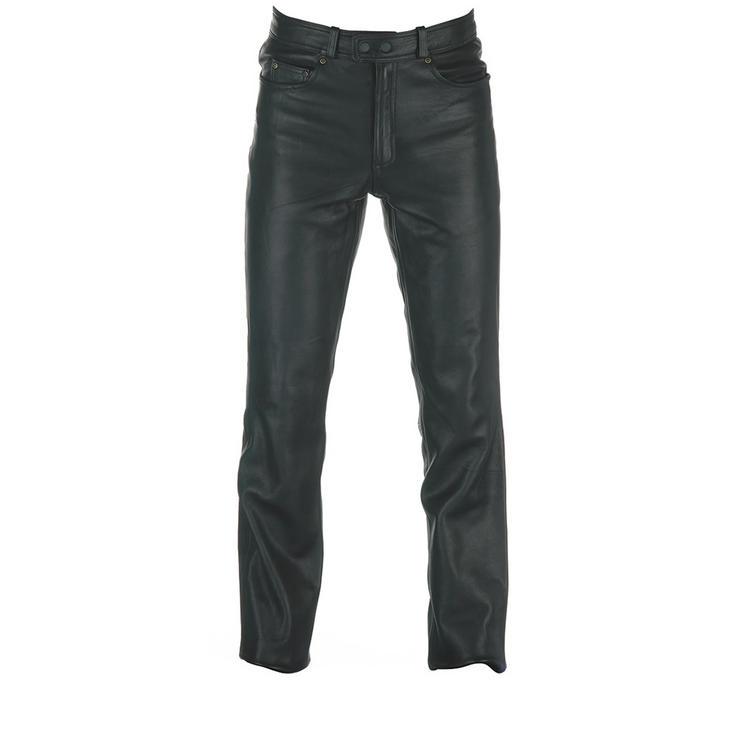 Spada Western Leather Motorcycle Trousers