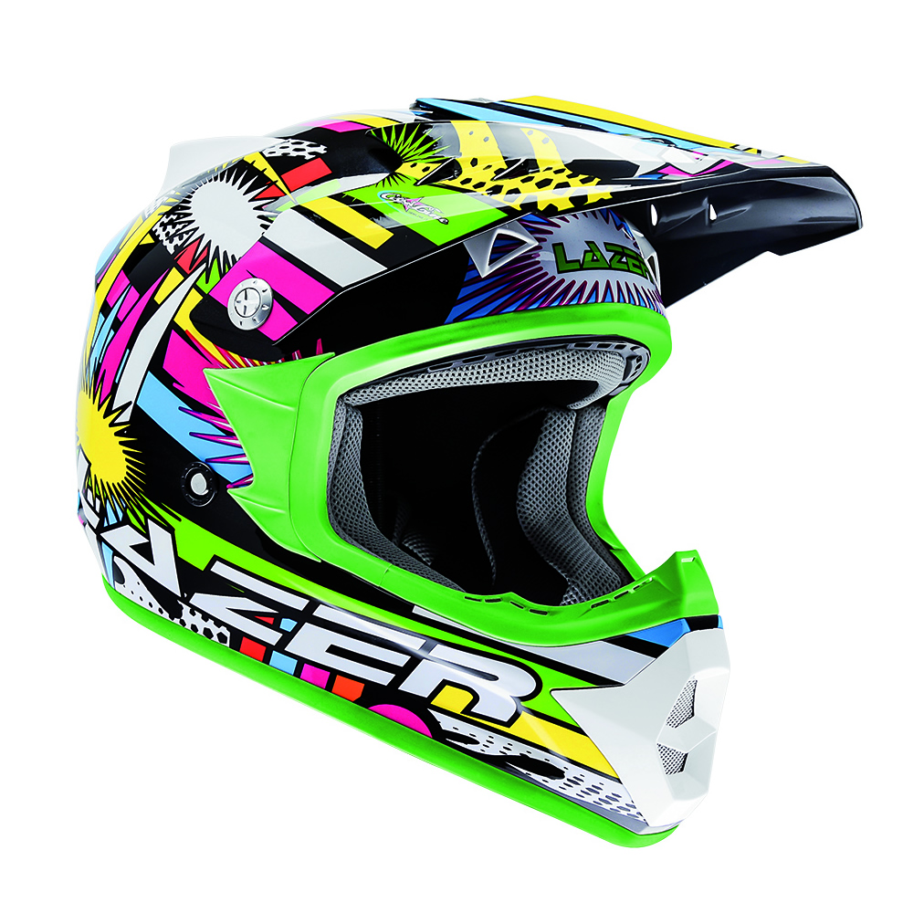 Childrens motocross helmets