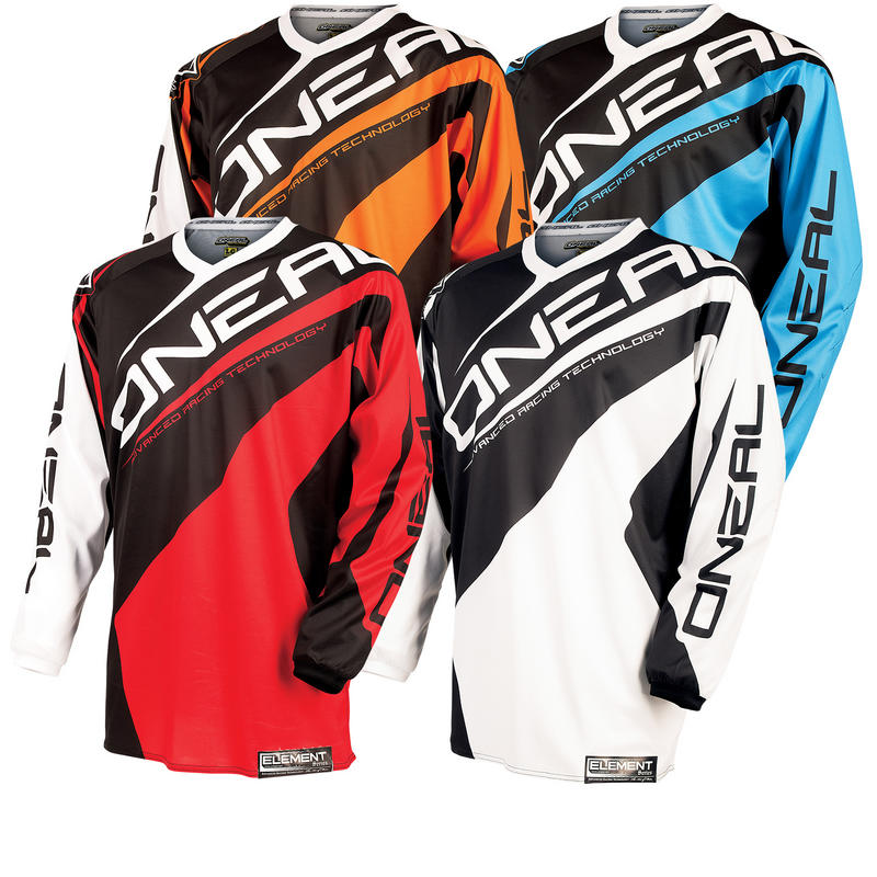 Oneal Element Kids 2015 Racewear Motocross Jersey