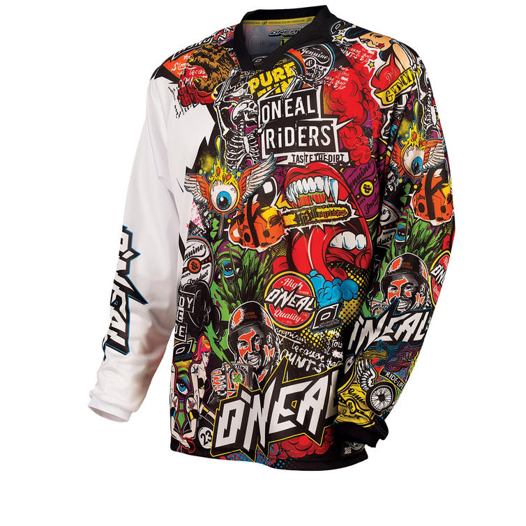Oneal Mayhem 2015 Crank Motocross Jersey