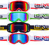 View Item Oneal Blur B3 Flat Motocross Goggles