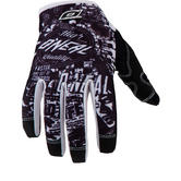Oneal Jump Kids Wild Motocross Gloves