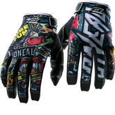 Oneal Jump Kids Crank Motocross Gloves