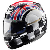 View Item Arai Quantum Flag UK Motorcycle Helmet