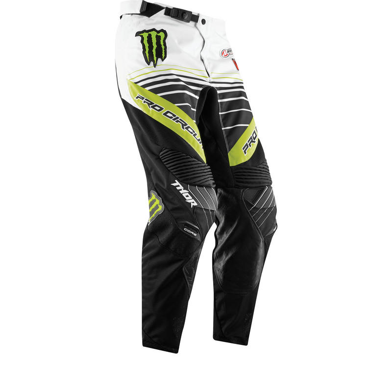 Thor Core 2015 Pro Circuit Motocross Pants