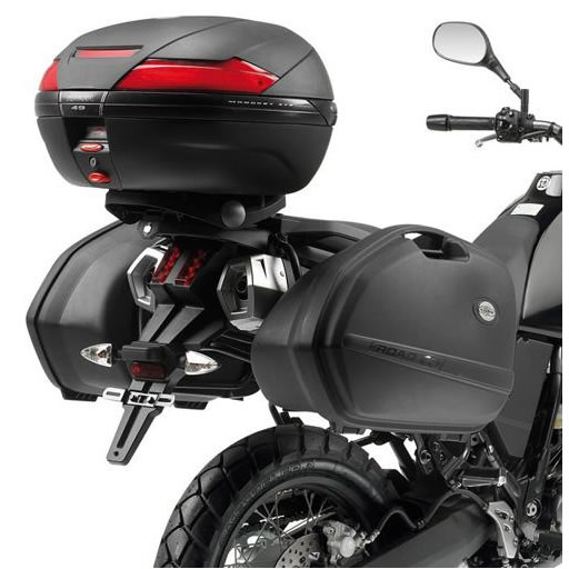 KAPPA K33N MONOKEY SIDE MOTORCYCLE LUGGAGE HARD CASE ...