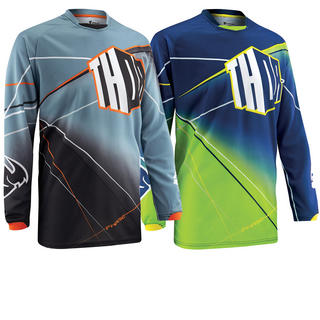 Thor Phase 2015 Youth Prism Motocross Jersey