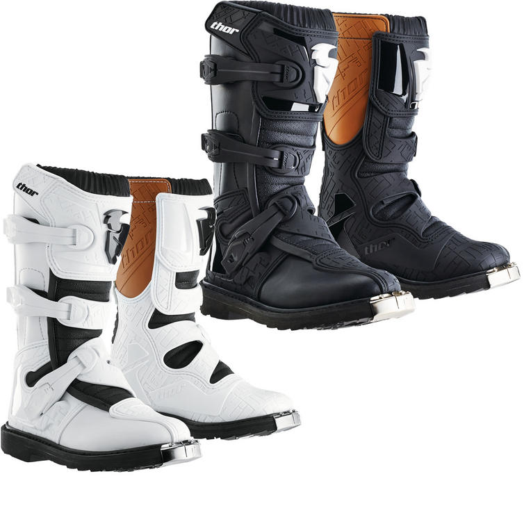 Thor Youth Blitz Motocross Boots