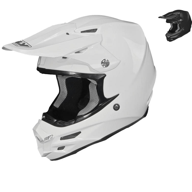 Fly Racing 2015 F2 Carbon Solid Motocross Helmet